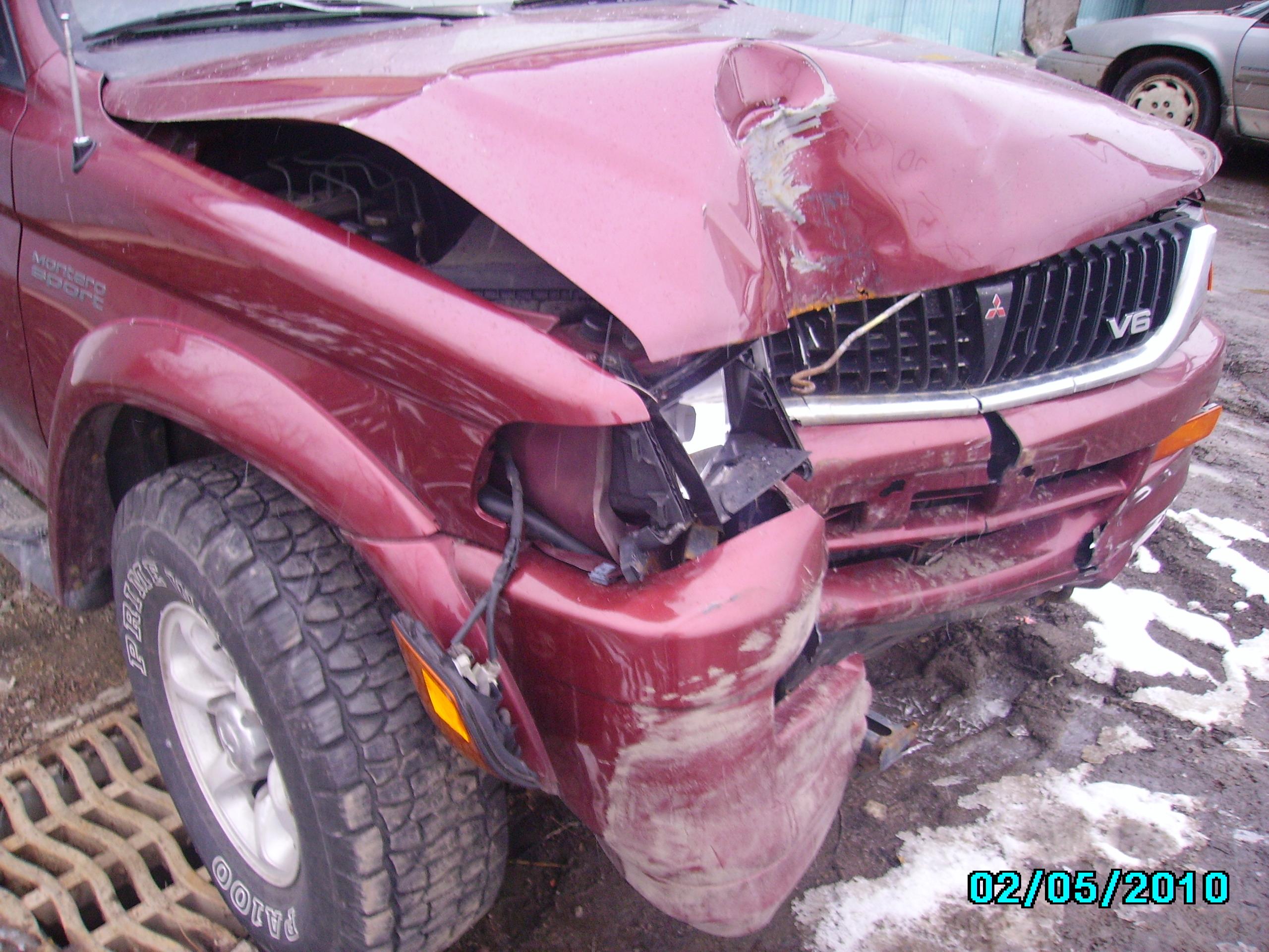 123529 1987 Dodge Raider Mitsubishi Montero Rare 2 Door Runs Excellent No Reserve likewise 315805610 1997 Mitsubishi Monterosport in addition 1991 Jeep Wrangler also 440 58818c Rear Axle 4x2 3 0l 6 Cyl 4 90 Ratio Non Locking moreover 031710. on salvage mitsubishi montero